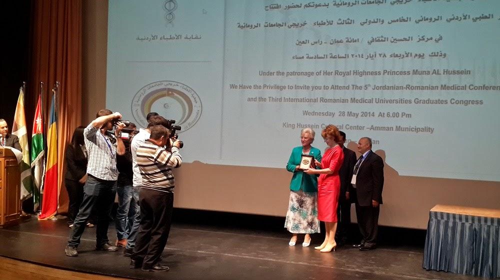 FOTO Familia Regală, la importante evenimente în timpul vizitei la Amman, 25 – 29 mai 2014