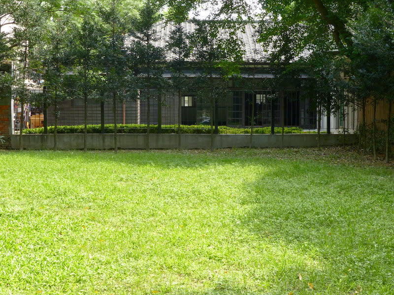 Taipei. Librairie Eslite, et deux maisons japonaises restaurées (dédiées à la poésie) - P1240967.JPG