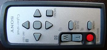 Sony Cyber-shot DSC-H9 muestra la imagen