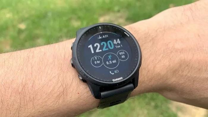 Best Smartwatches for Running Garmin Forerunner 945