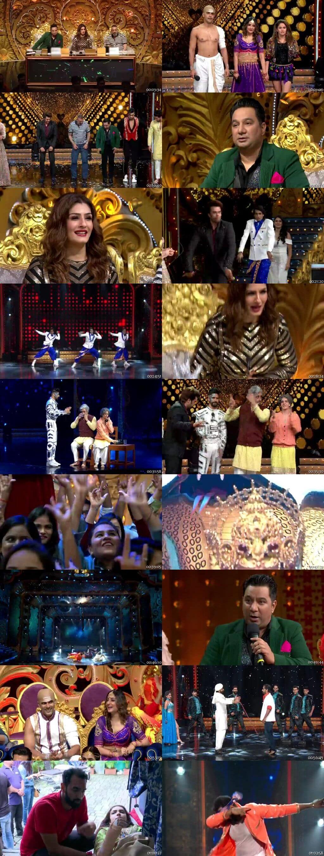Screenshots Of Hindi Show Nach Baliye Season 9 22nd September 2019 Episode 20 300MB 480P HD