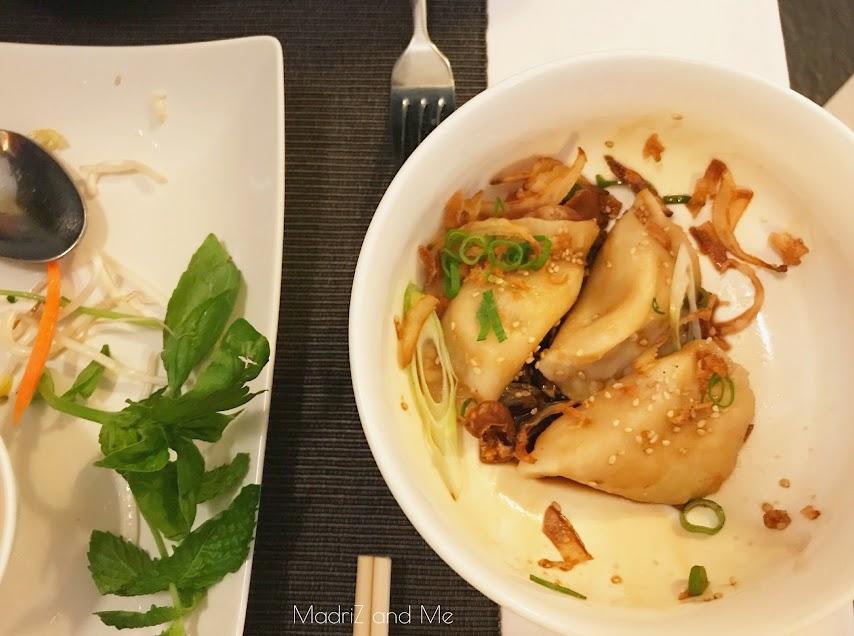Thit Vien, empanadillas vietnamitas de cerdo seco