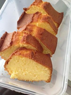 Ricotta Orange Pound Cake Recipe