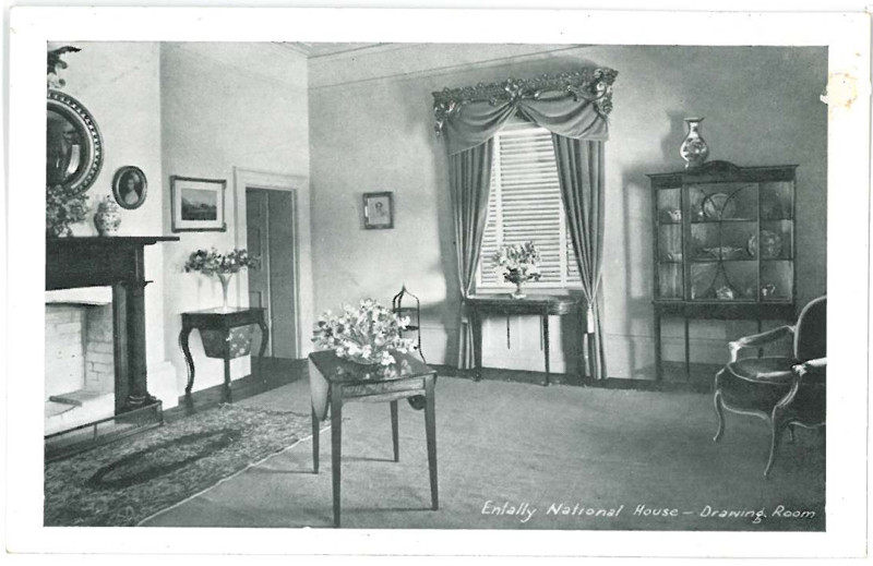 Drawing Room at Entally House