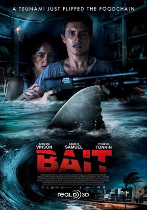 Phim Cá Mập Xâm Nhập - Bait