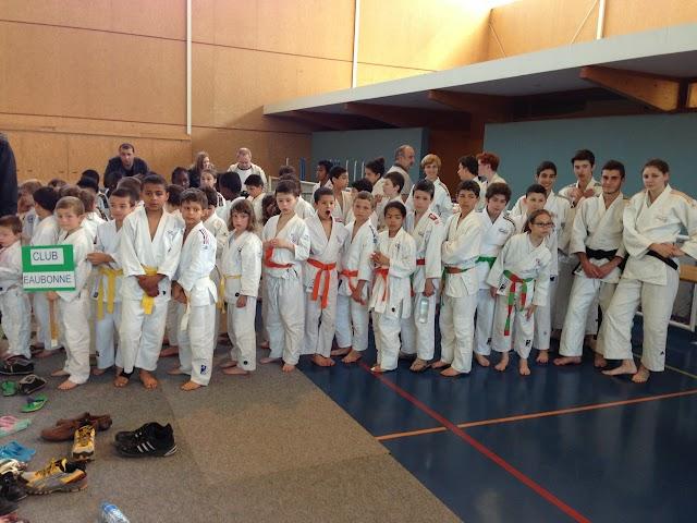 club judo ermont