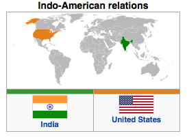 India - United States Relations