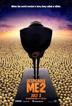Gru 2. Mi villano favorito - Despicable Me 2 (2013)