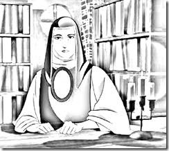Sor Juana Inés de la Cruz dibujos para colorear