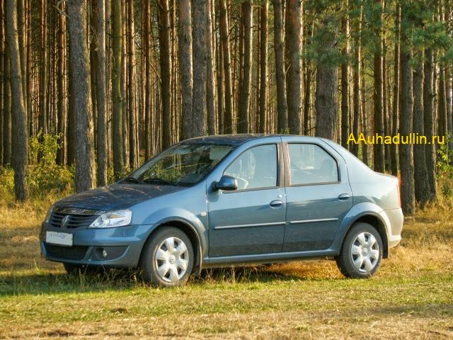 Renault Logan Александр