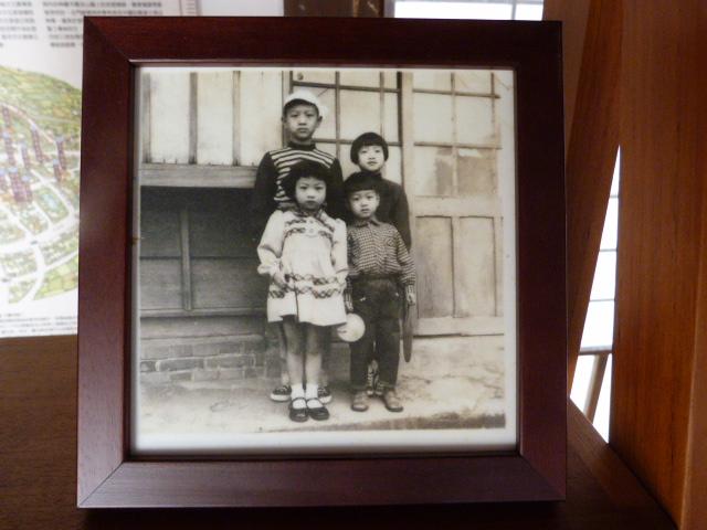 TAIWAN.Toucheng .musée du crabe situé au Pei Kan Resort, surfers,maison Japonaise du chef de gare - P1080906.JPG