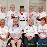 Days Inn Horsham Hosts All American Girls Professional Baseball Players on June 27, 2009