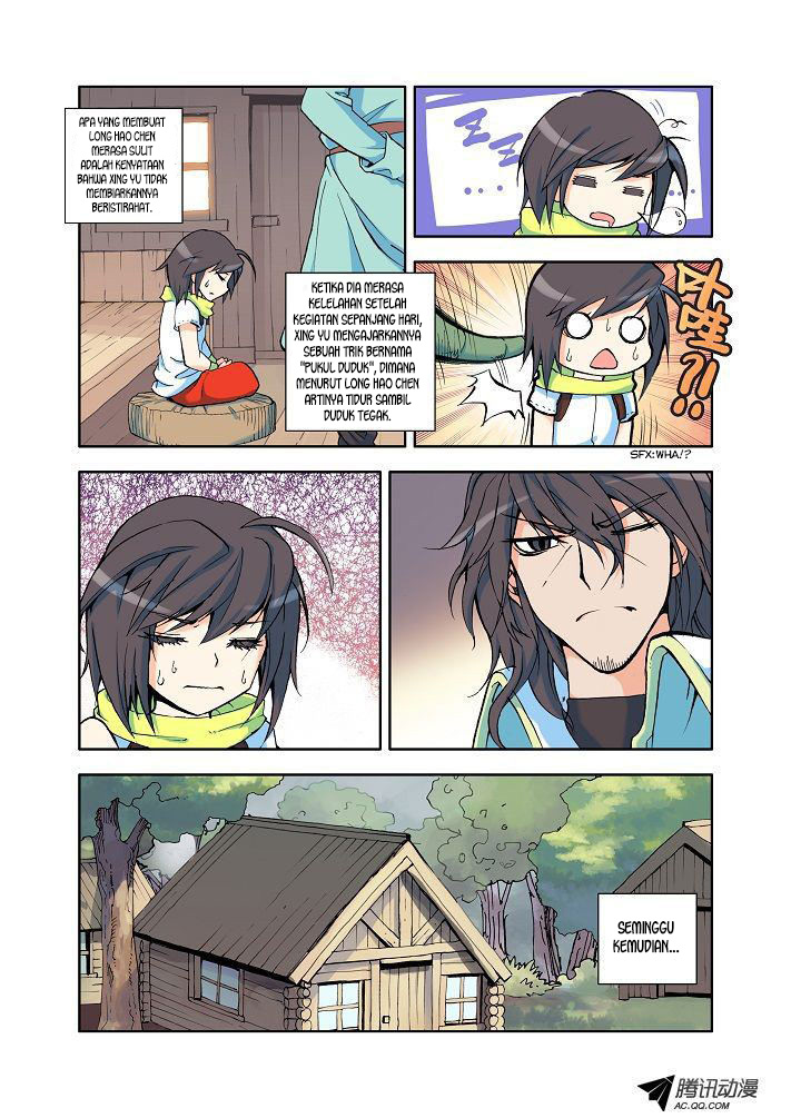 Baca Manga Shen Yin Wang Zuo Chapter 8 Komik Station