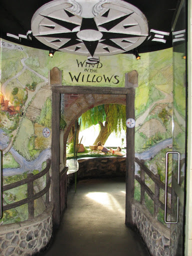 entrance to Wind in the Willows Museum