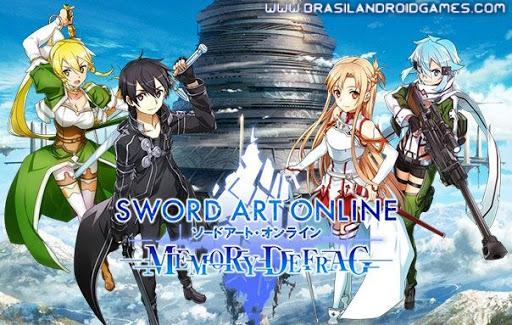 Download SWORD ART ONLINE: Memory Defrag v1.17.0 APK - Jogos Android
