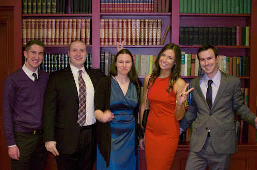 PGY2 Residents (L-R) 
