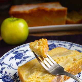 Cornbread Apple Loaf Recipe