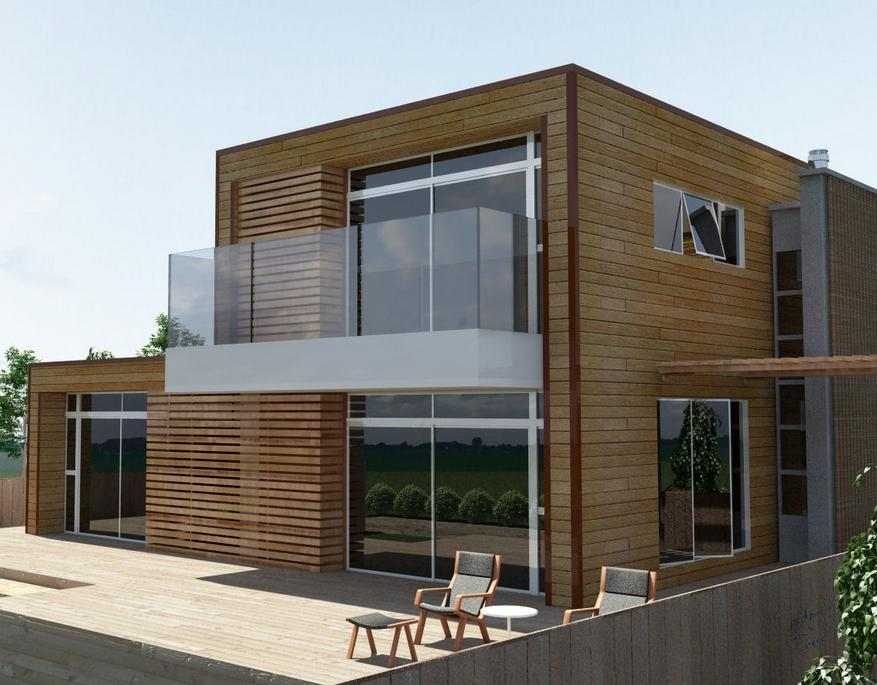 Fabulous Wooden House Design Ideas Android Apps On Google Play Largest Home Design Picture Inspirations Pitcheantrous
