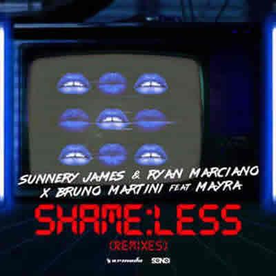 Bruno Martini - Shameless (Remixes)