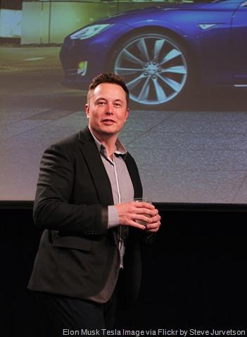 Elon-Musk-Tesla-car