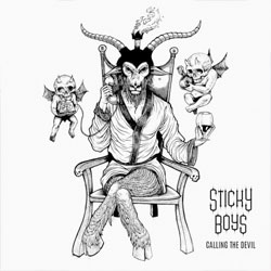 Download Free CD Sticky Boys – Calling the Devil (2017)