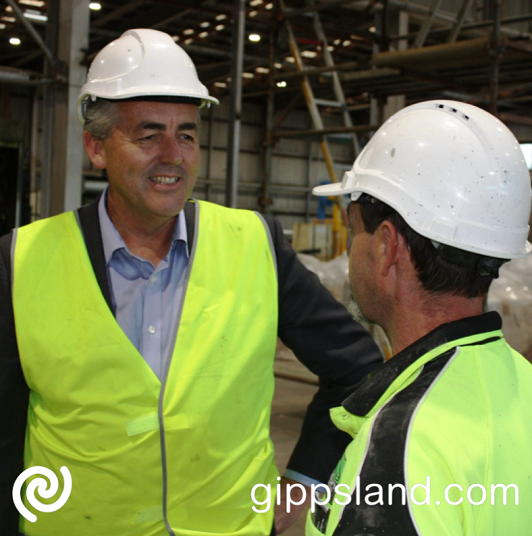 Local MP Darren Chester said the Gippsland Facilitator would continue to coordinate employment and training opportunities for the region with the program extended until 2025