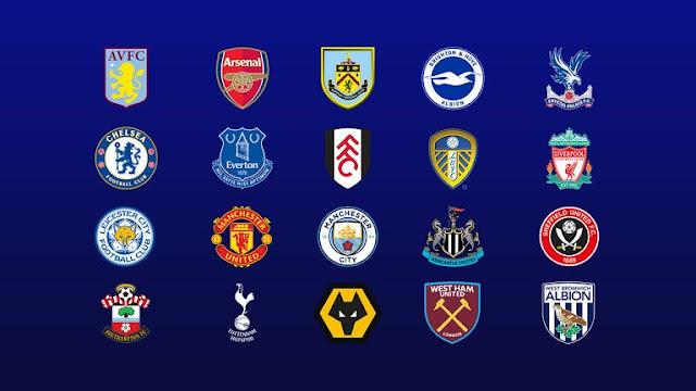 9 Pasukan Sudah Pernah Berada Di Tempat Teratas Liga EPL Musim ini.