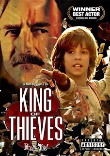 Ivan Fíla's King of Thieves (2004) Cover