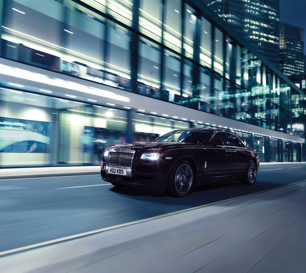 Rolls-Royce Ghost V-Specification 4