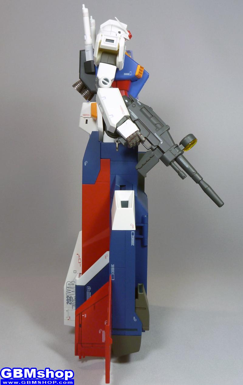 Gundam Fix Figuration METAL COMPOSITE #1001 RX-78-2GUNDAM Ver.Ka with G-FIGHTER RX-78-2 + B-Parts Gundam Sky