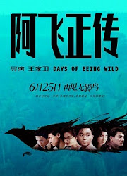 Days of Being Wild China Movie