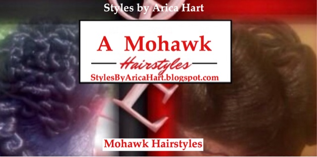 mohawk, hairstyle