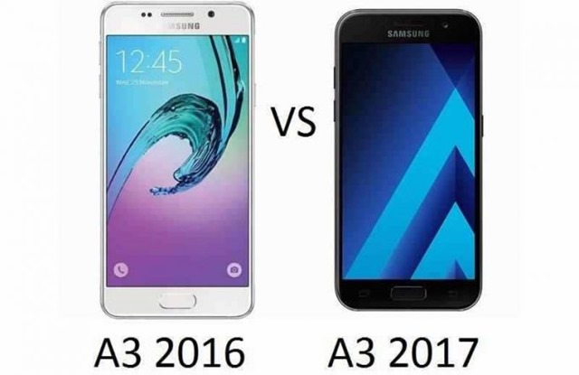 perbandingan spesifikasi samsung galaxy a3 2017 vs a3 2016. Black Bedroom Furniture Sets. Home Design Ideas