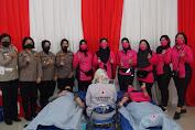Polda Sulsel Gelar Donor Darah, 188 Kantong Berhasil Disumbangkan Ke PMI
