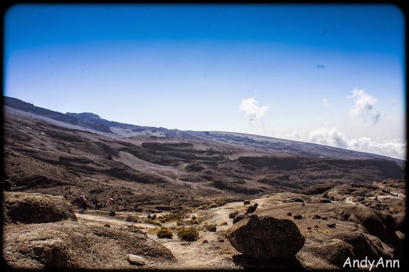 Ветер в харю, я ... ползу. Как победить Килиманджаро!?