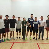 Harvard Murr and UBC Open 5.5 teams on League Finals night, 3/11/14.  UBC won 4-0.