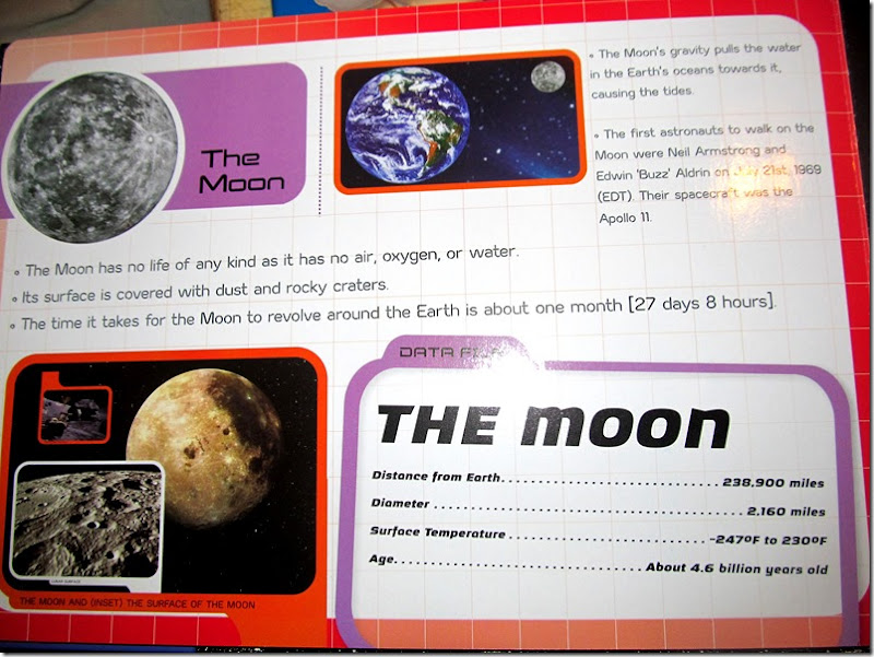 The Solar System: An incredible Journey puzzle book 3