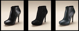 house of harlow 1960 black booties