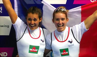 2018-08-04-Elodie Ravera-Scaramozzino et Hélène Lefebvre championnes d'Europe en 2X SFTC.