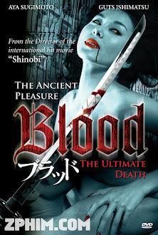 Đẫm Máu - Blood (2009) Poster