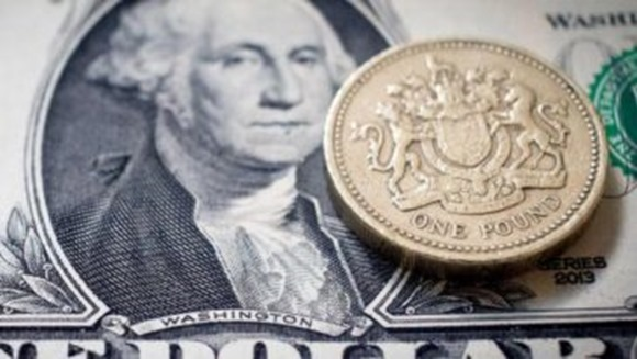 Pound To Dollar Exchange Rate