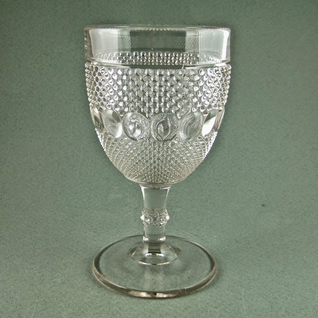 EAPG Coin and Dewdrop Goblet