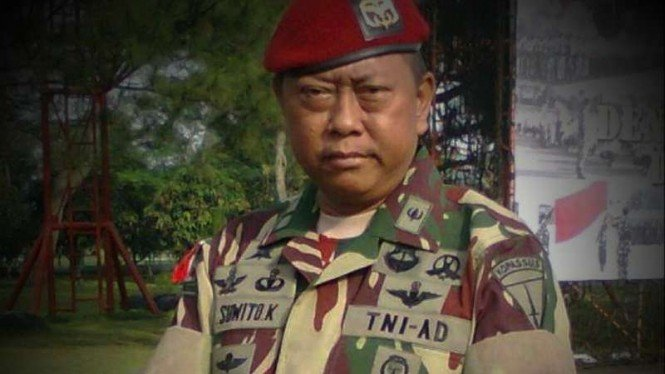 Innalillahi, Pelatih Tempur Legendaris Kopassus TNI Meninggal Dunia