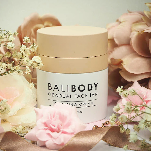 NEW IN FROM BALI BODY: Gradual Tanning Face Moisturiser