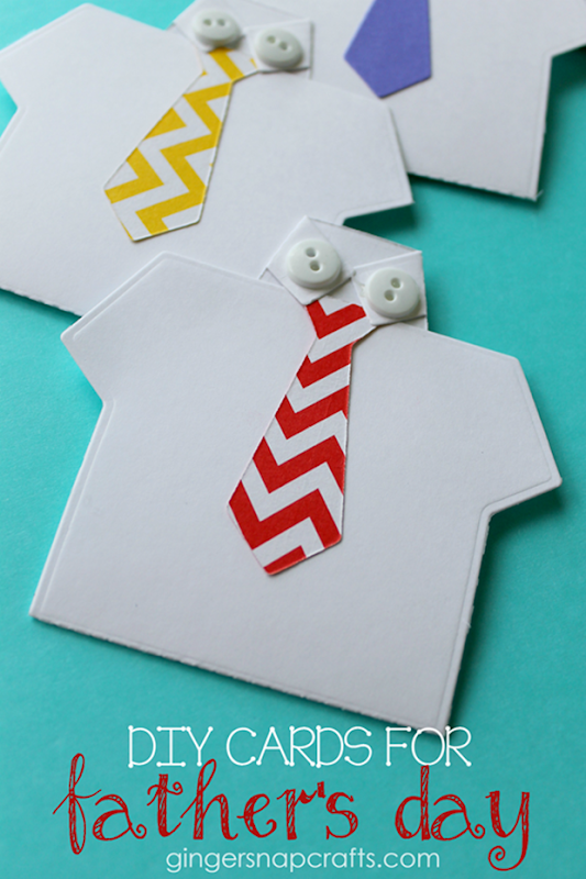 DIY Cards for Father's Day at GingerSnapCrafts.com #gingersnapcrafts #papercrafts #wermemorykeepers #lifestylestudios_thumb[2]