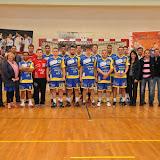 Seniors masculins 1 contre Meursault (15-09-13)