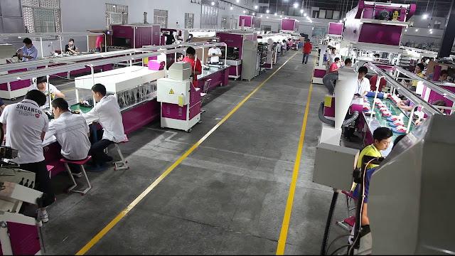 Vans Factory Vietnam