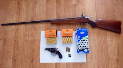 Moimenta da Beira - Detido por posse ilegal de armas de fogo.JPG