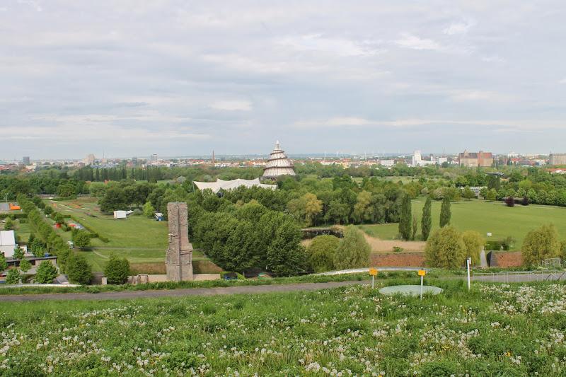 Der Magdeburger Elbauenpark