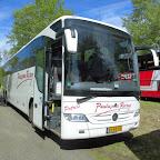 Mercedes Tourismo van Paulusma Reizen